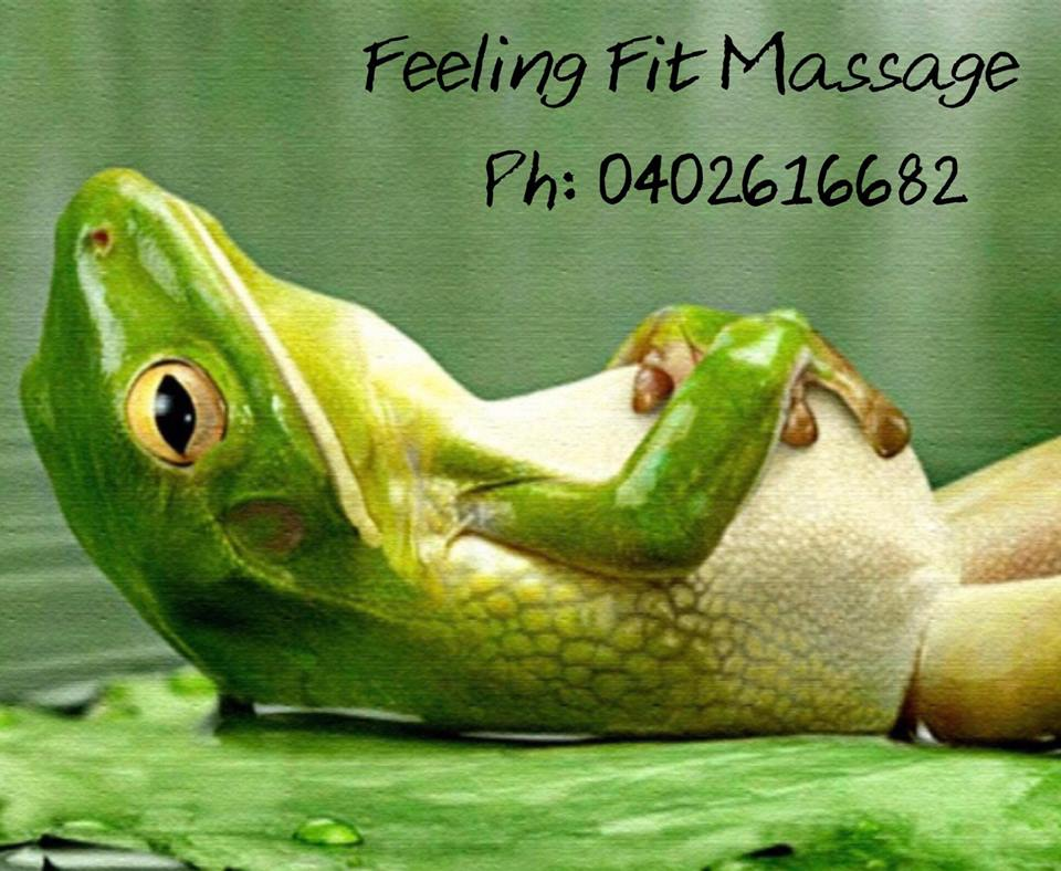 Feeling Fit Massage